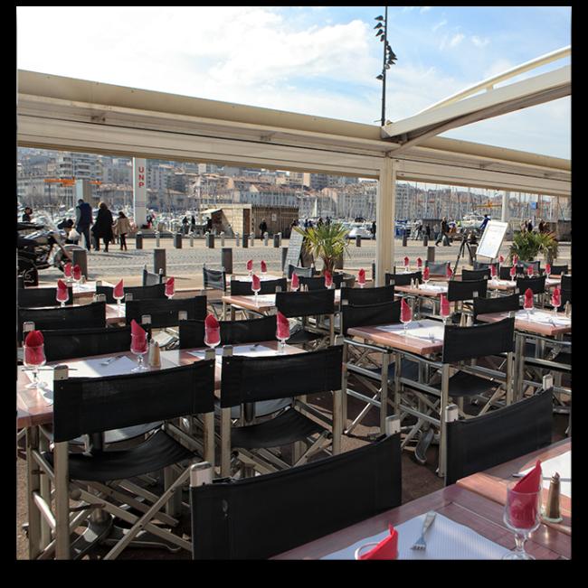 Le Restaurant - Le Collins - Restaurant Vieux Port Marseille